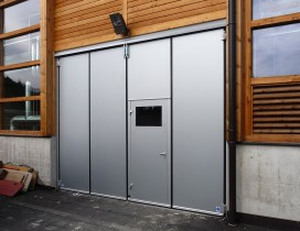 portes industrielles accordeon rspa polotherm plus rea10 01